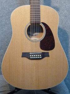 Seagull Coastline Cedar 12-string. Solid cedar top. List $620.00. Our price $499.00