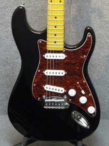 G&L Tribute Legacy. List $858.00. Reg. $599.00 now $475.00 has blemish. Finish chip on head stock.