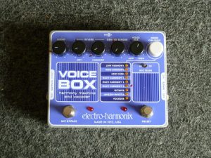 Electro Harmonix Voice Box vocal processor. $165.00.