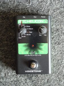T.C. Helicon Voicetone Doubling and Detune. $75.00.